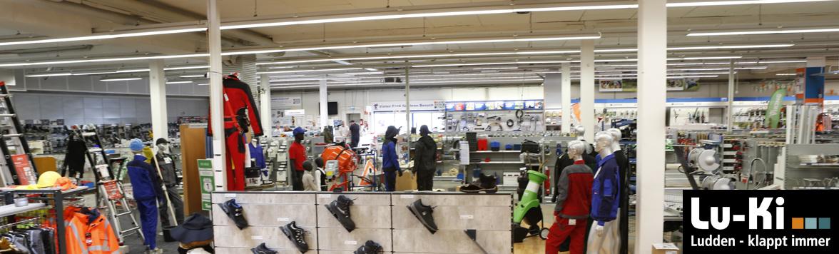 Ludden - der Partner für Handel, Handwerk und Industrie